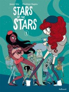 Stars of the stars
